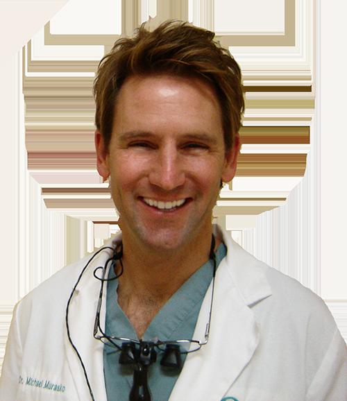 Dentist Michael Murasko