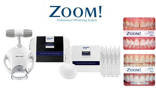 Crossings Dental Zoom Teeth Whitening